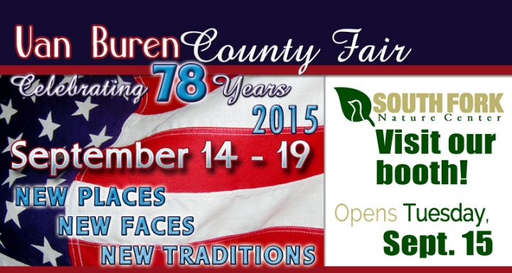 South Fork Nature Center at VBC Fair