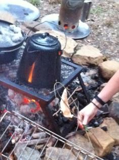 Cooking Workshop at South Fork