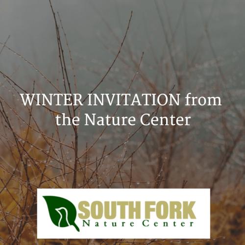 Winter Invitation SFNC