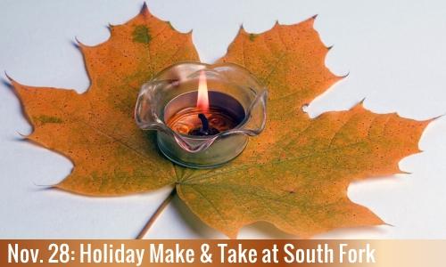 2015 Holiday Make & Take SFNC