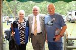 Clinton businesswoman Faye Rodgers, Judge Roger Hooper, and South Fork President/former mayor, Don Richardson