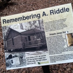 South Fork Nature Center Greers Ferry Lake AR - Almeda Riddle