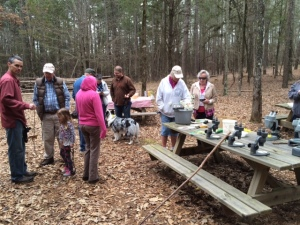 Nature Day at South Fork 2015