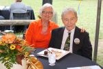 Mr. & Mrs. Carl Garner, the original resident engineer of the Greers Ferry Lake project
