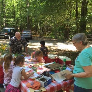 Kids Programs at South Fork Nature Center