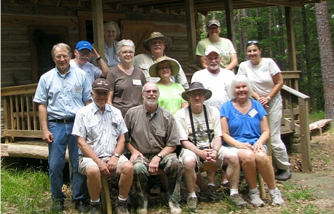 South Fork Nature Center Walk with a Docent