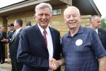 Governor Beebe & Clinton Mayor, Roger Rorie